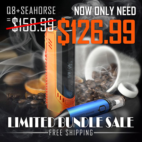Limited Bundle Sale-Q8+Seahorse Bundle - LOOKAHGLASS