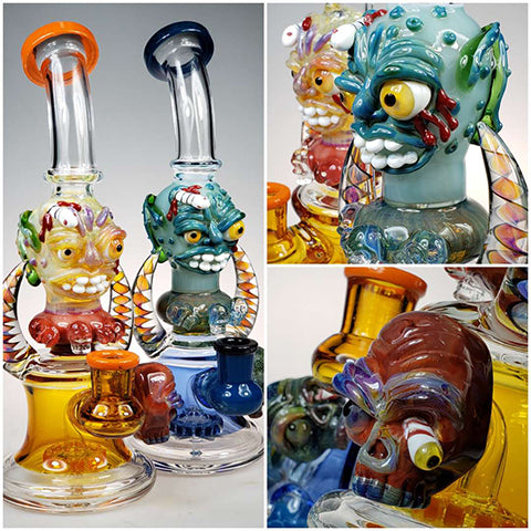 TATTOO Glass  C22 - LOOKAHGLASS