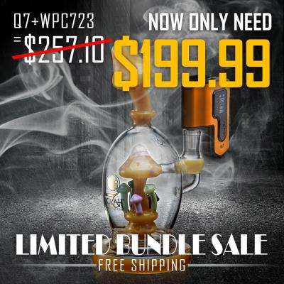 Limited Bundle Sale-Q7+WPC723 Bundle Sale - LOOKAHGLASS