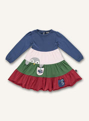 UBANG penguin dress for girls