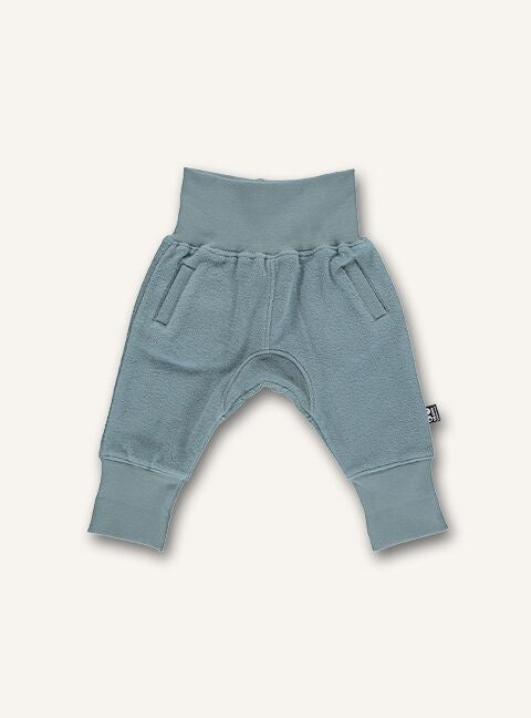 Baby sweat pants - Slate