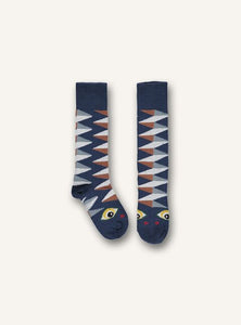 UBANG graphic socks for kids and adults.