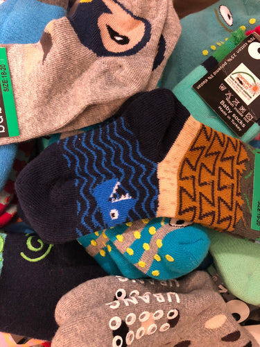 4 for 100 - BOY BUNDLE - SOCKS