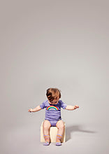 Load image into Gallery viewer, Baby Rainbow Body - Lilac -  STOCK SALE