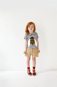 Kids Shorts, Desert Sand
