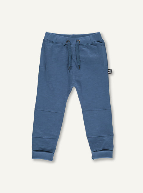 Kids Sweat Pants -  Blue