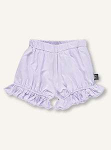Baby Frill Bloomers - Lilac - SAMPLE SALE - 6 month