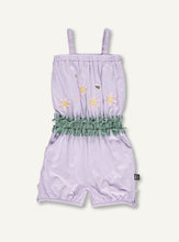 Load image into Gallery viewer, Flower Suit - lilac - SAMPLE SALE 4 YR