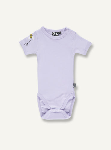 Baby Bee Body - lilac - SAMPLE SALE