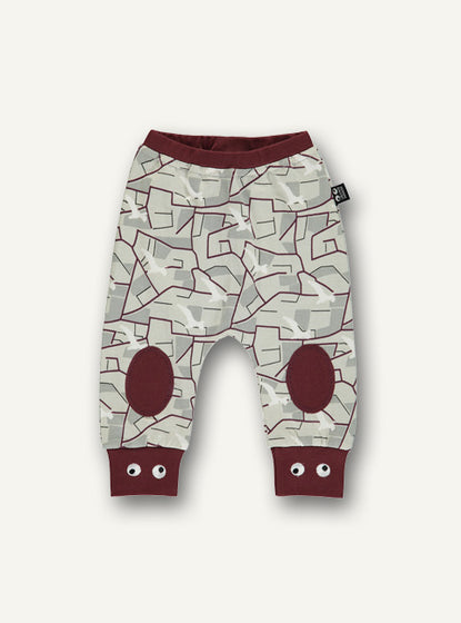 Baby Pants - Landscape print -  STOCK SALE