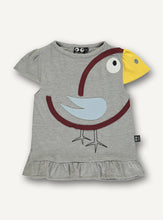Load image into Gallery viewer, Bird Tee - Grey - STOCK SALE