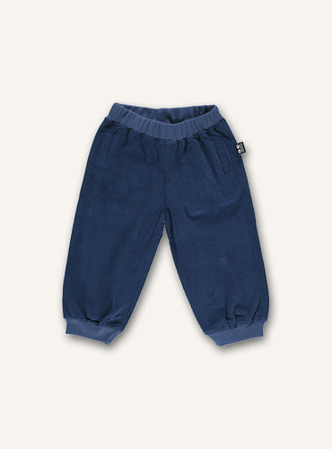 Baby corduroy pants - Dark blue - STOCK SALE
