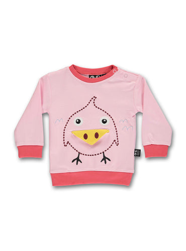 Birdie tee light pink STOCK SALE