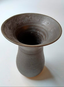 Small hand thown vase