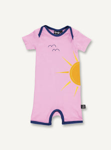 Sun Baby Onesie, Crocus - STOCK SALE