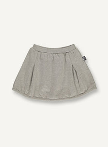 Sweat skirt - grey melange - STOCK SALE