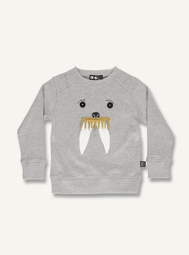 Walrus tee - STOCK SALE