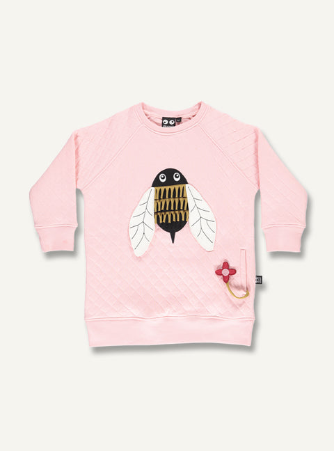 Bumble Bee sweat - pink - STOCKSALE
