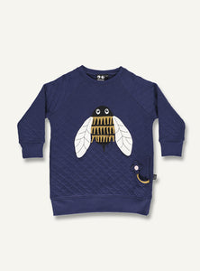Bumble Bee sweat - dark blue - STOCKSALE