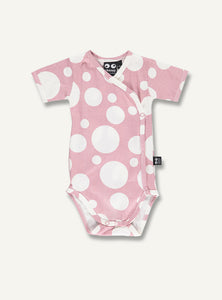 Baby body - blush dot STOCK SALE
