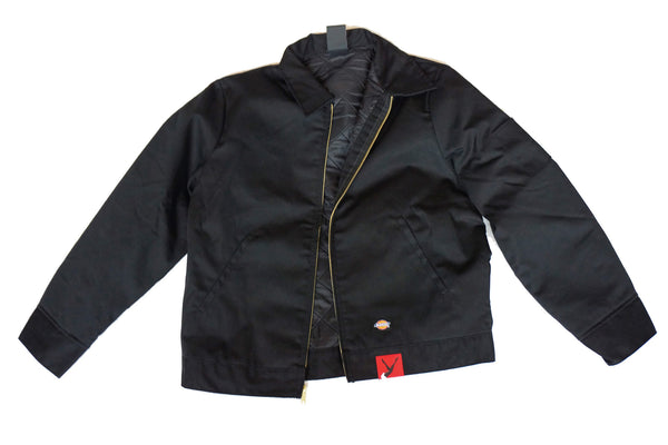 Men's Classic Insulated Black Femlin Jacket