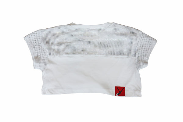 Women's Lay  Down Crop Top