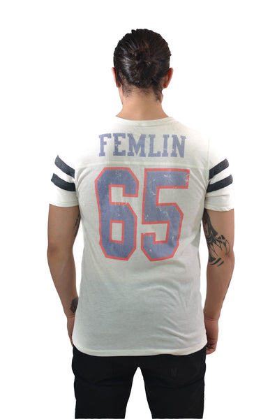 "Men's Slim Fitting ""Roller Girl"" Jersey"