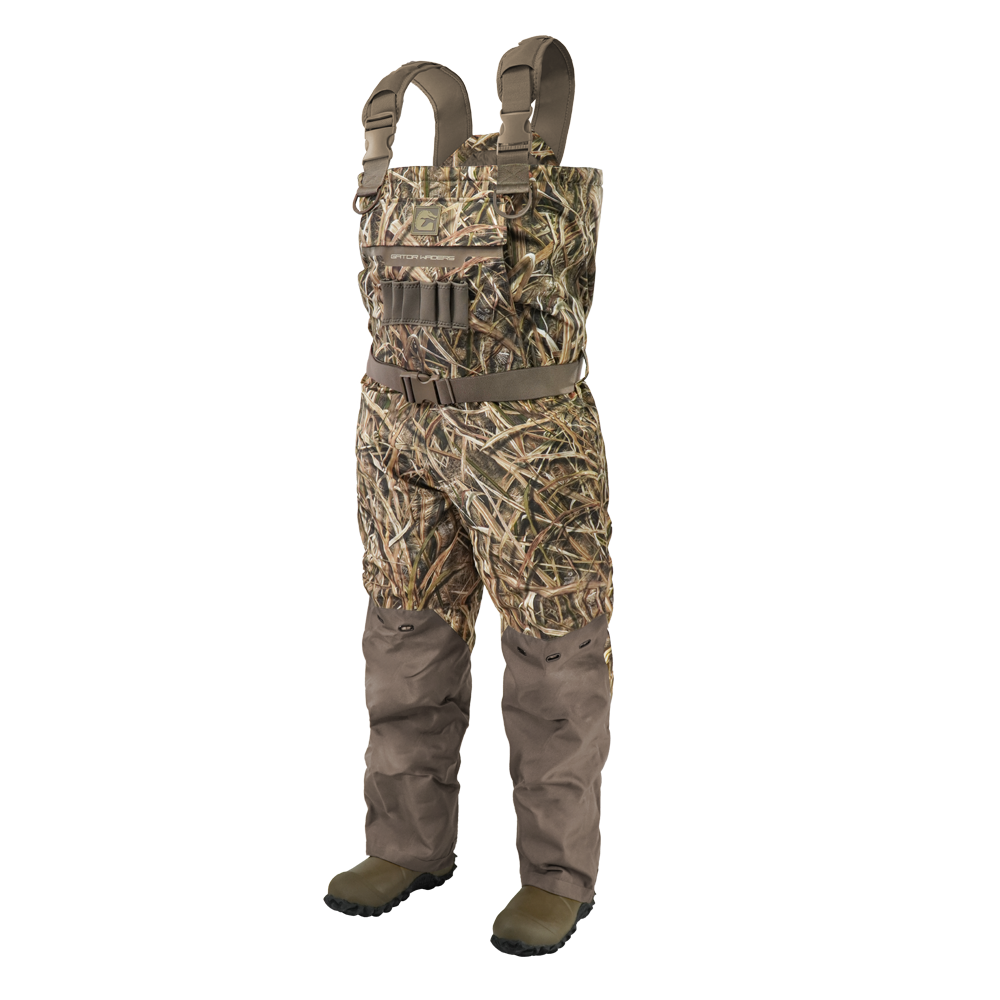 Gator Waders Shield Series