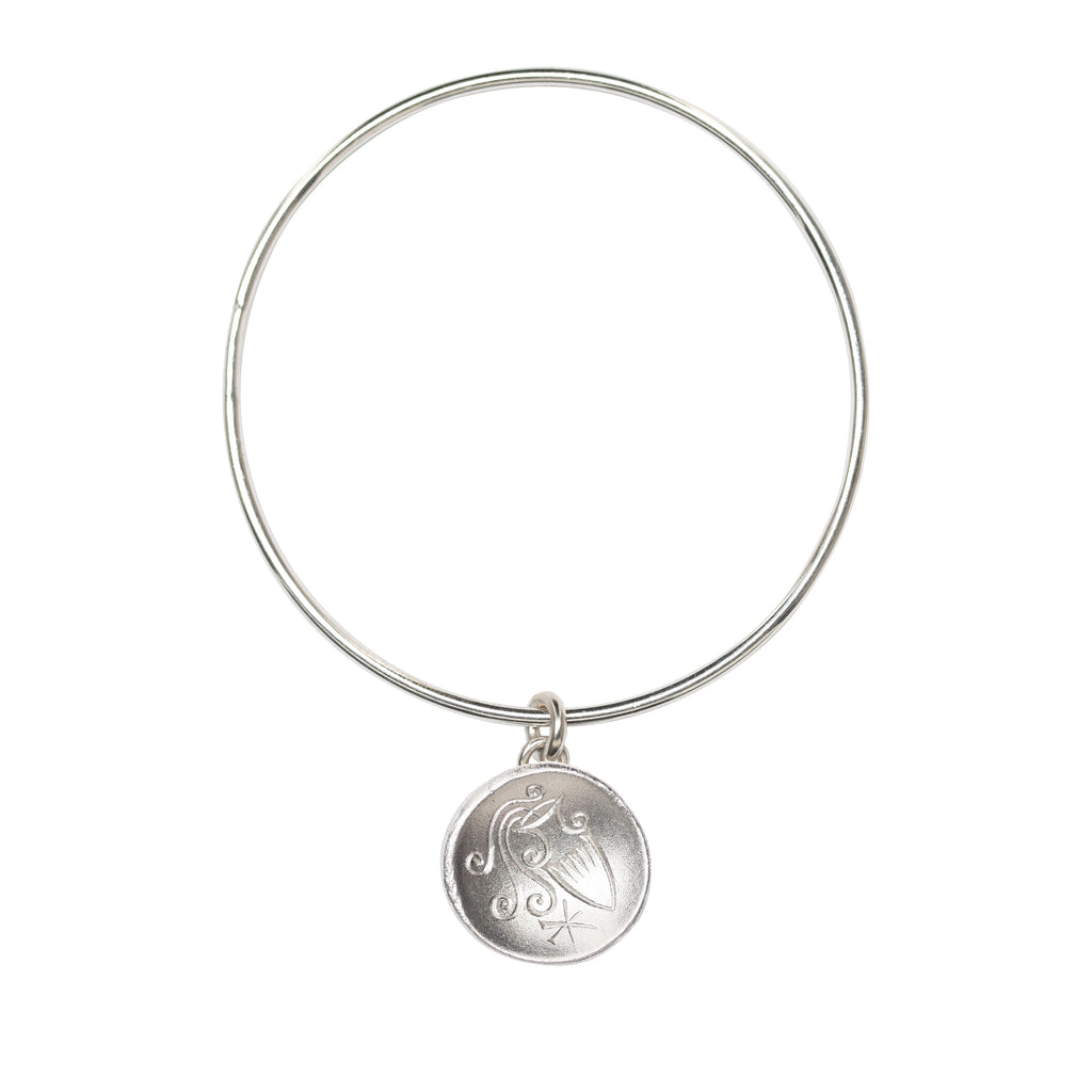 Astro Aquarius bangle