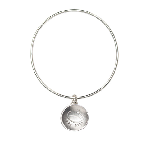 Astro Cancer bangle