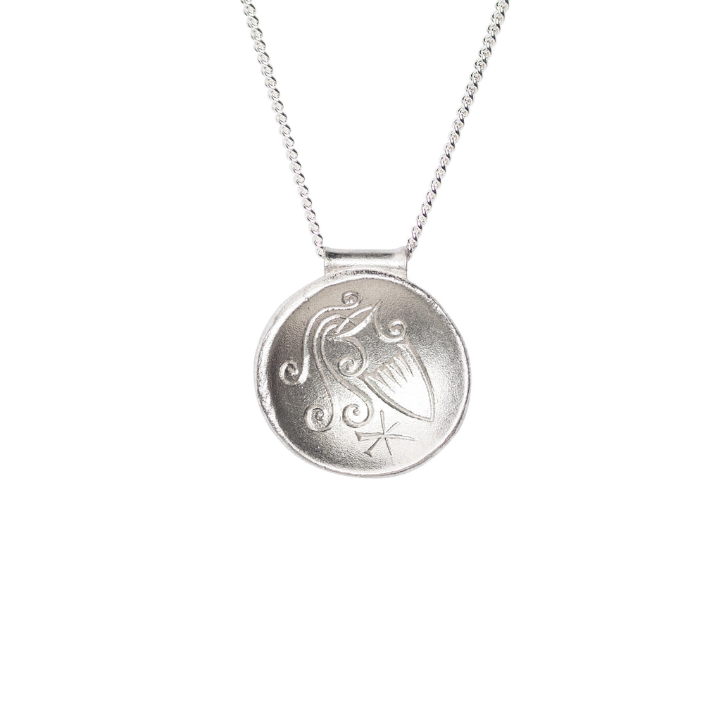 Astro Aquarius necklace