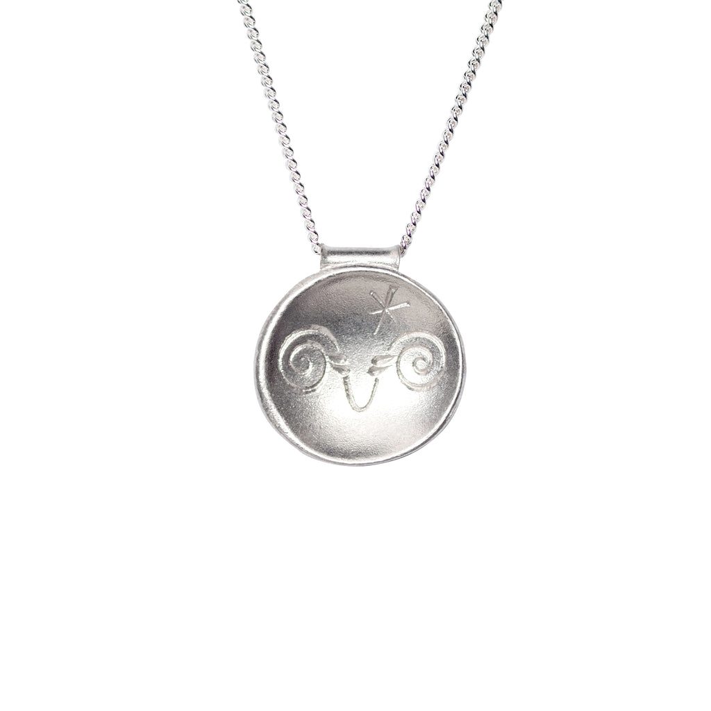Astro Aries necklace