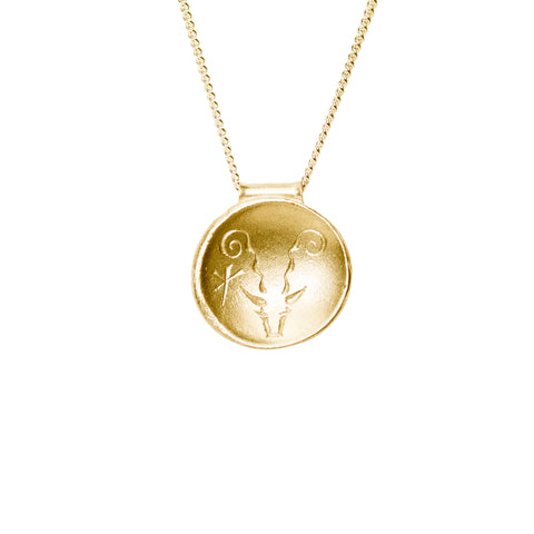 Astro Capricorn necklace