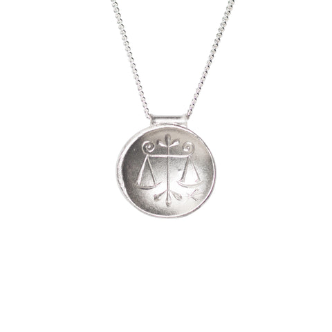 Astro Libra necklace