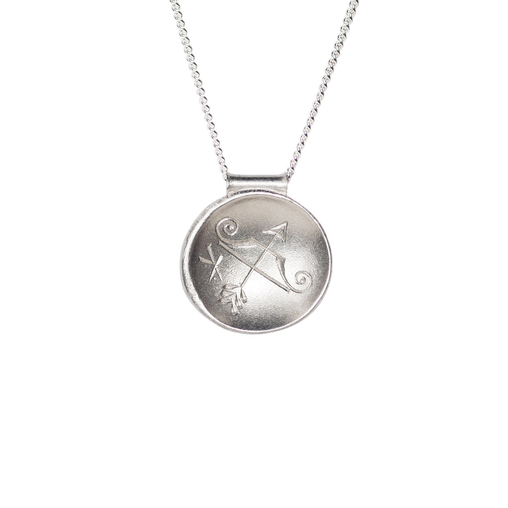 Astro Sagittarius necklace