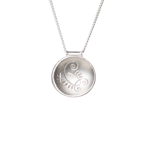Astro Scorpio necklace