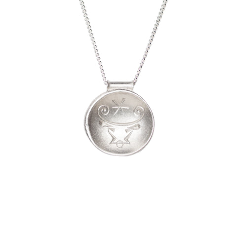 Astro Taurus necklace