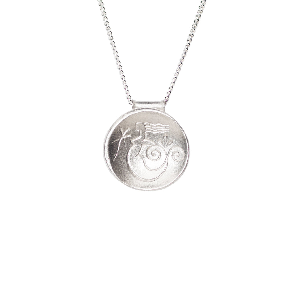 Astro Virgo necklace