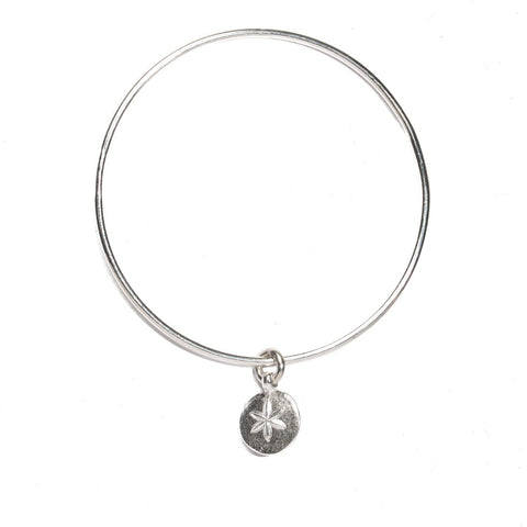 Theia charm bangle