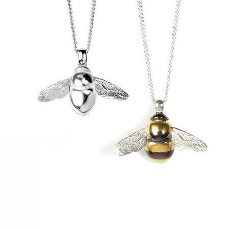 Bee necklace