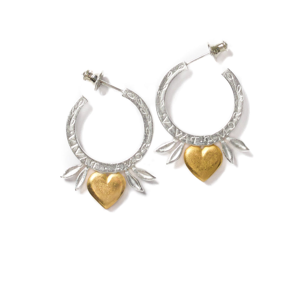 Vivat Amor earrings
