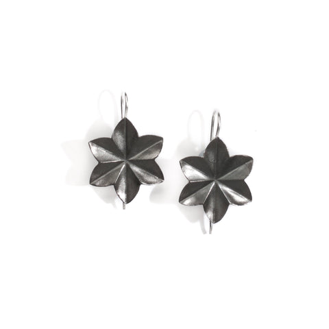 Stella Flower drop earrings