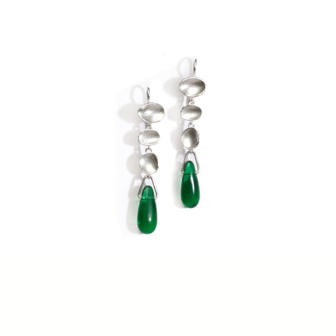 Mneme Mali drop earrings