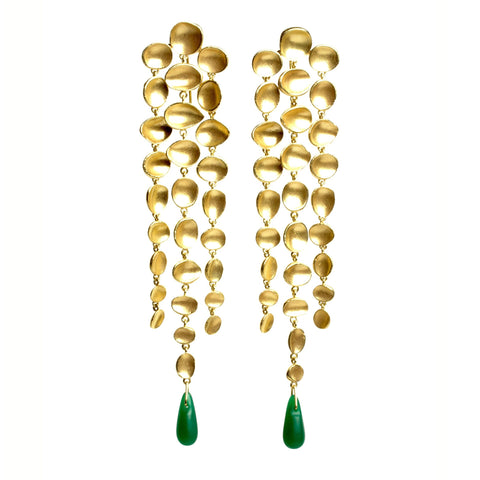 Mneme Major drop earrings
