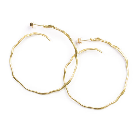 Sirena hoops large