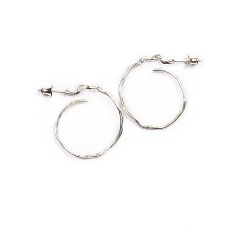 Sirena hoops small