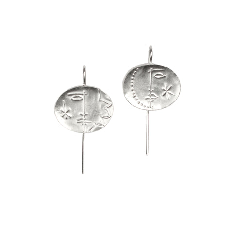 Sol y Luna earrings