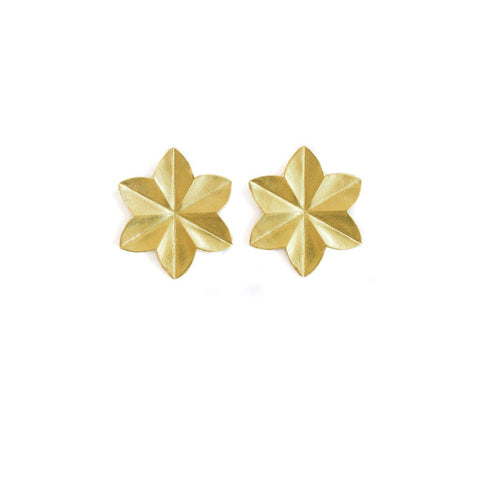 Stella Flower stud earrings
