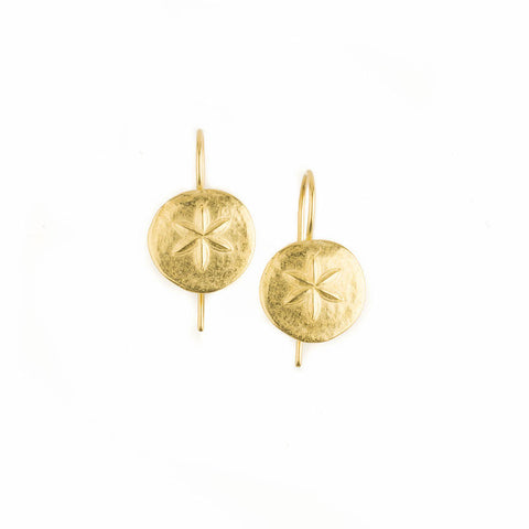 Theia drop earrings