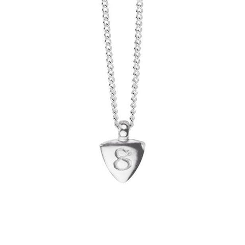 Children's Numero necklace